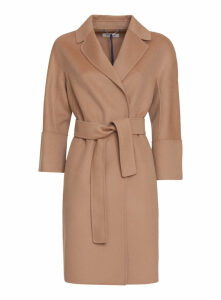 Max Mara Arona Wool Coat
