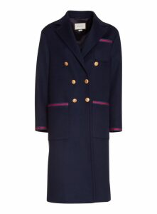 Gucci Button-front Coat