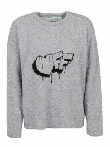 Off-White Off Knit Sweater
