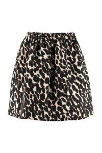 La DoubleJ Jacquard Mini Skirt