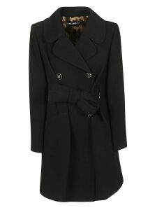 Dolce & Gabbana Double Breasted Trench