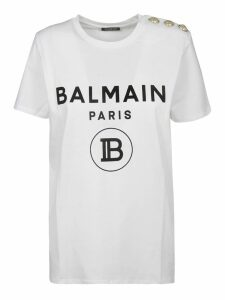 Balmain Button T-shirt