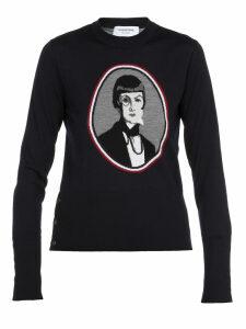 Thom Browne Una Portrait Sweater
