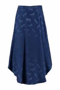Stella McCartney A-line Midi Skirt