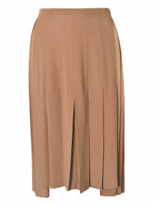 N.21 Pleated Skirt