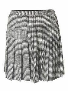 Ermanno Scervino Pleated Short Skirt