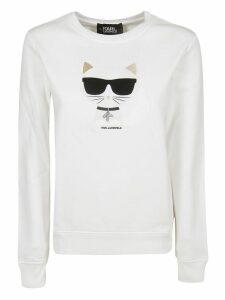 Karl Lagerfeld Ironik Choupette Sweatshirt