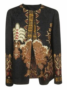 Etro Paisley And Floral Print Jacket