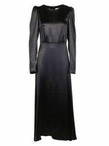 Black Coral Dress