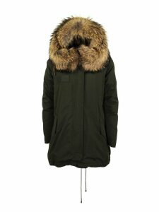 Mr & Mrs Italy Parka Green/natur