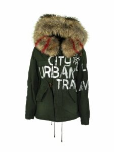 Mr & Mrs Italy M.parka L. Green