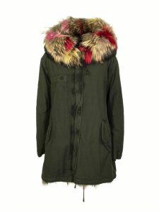 Mr & Mrs Italy Parka L. Green