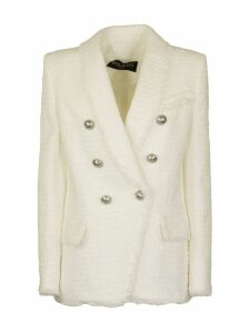 Balmain White Jacket
