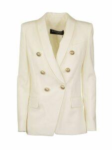Balmain Withe Jacket
