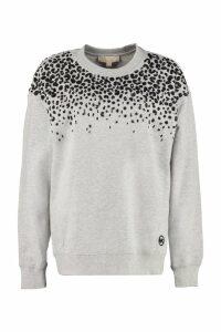 MICHAEL Michael Kors Cotton Crew-neck Sweatshirt