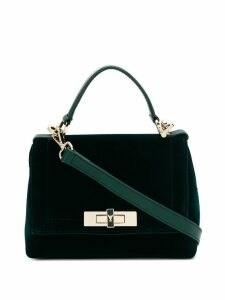 Patrizia Pepe cross body tote bag - Green