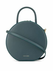 Mansur Gavriel Circle crossbody bag - Green