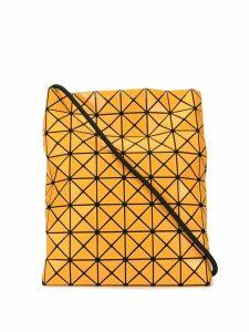 Bao Bao Issey Miyake panelled cross body bag - White