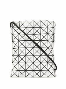 Bao Bao Issey Miyake panelled shoulder bag - Yellow