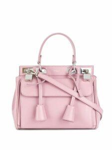 Giambattista Valli small Flore tote - Pink