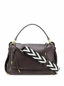 Bally medium Kirah shoulder bag - Brown