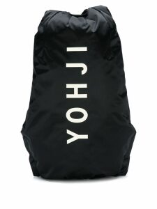 Y-3 branded backpack - Black