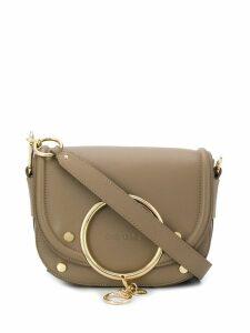 See By Chloé medium Mara shoulder bag - Grey