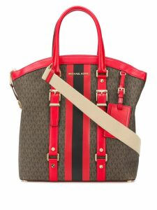 Michael Michael Kors Bedford Travel large bag - Red