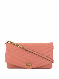 Tory Burch Kira quilted clutch - Pink