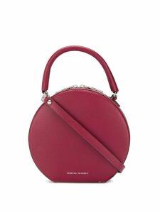 Rebecca Minkoff Neomi round crossbody bag - Red