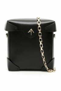 MANU Atelier Mini Pristine Bag With Chain