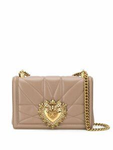 Dolce & Gabbana Devotion shoulder bag - Neutrals
