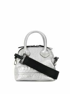 Diesel Pyaniga metallic mini bag - Silver