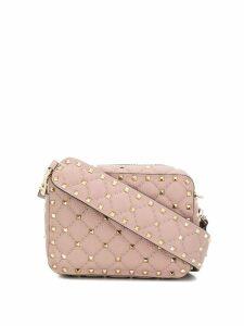 Valentino Valentino Garavani Rockstud cross body bag - Pink