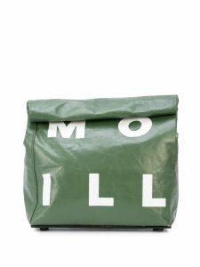 Simon Miller Small Lunch clutch - Green