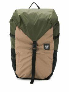 Herschel Supply Co. Barlow colour-blocked backpack - Brown