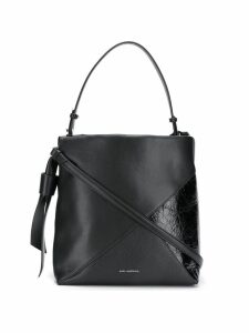 Karl Lagerfeld K/Geo Hobo tote bag - Black