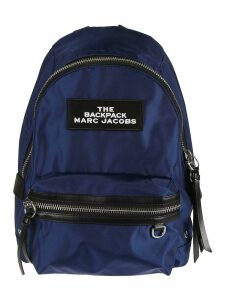 Marc Jacobs Logo Backpack