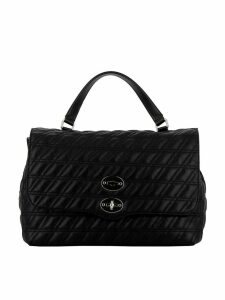 Zanellato Black Leather Handbag