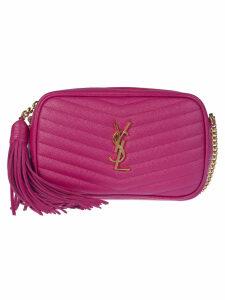 Saint Laurent Tassel Detail Shoulder Bag