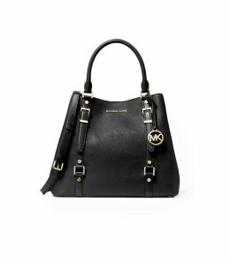 Michael Kors Bedford Legacy Black Large Shopping Bag