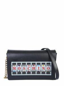 Moschino Machine Slot Bag