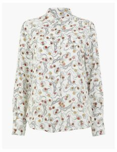 M&S Collection Constellation Print Shirt