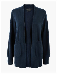 Autograph Pure Cashmere Relaxed Fit Longline Cardigan
