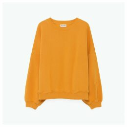 Kinouba Loose Fit Sweatshirt in Cotton