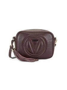 Mia Leather Crossbody Bag