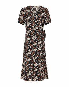 Mela London Curve Printed Kimono Style W