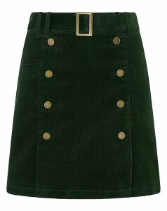 Monsoon Libby Cord Skirt