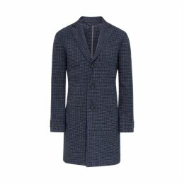 Hackett Outerwear Unstructure Htooth Ct