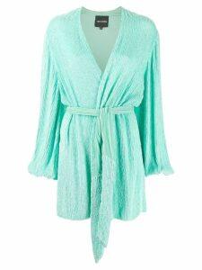 Retrofete Gabrielle sequined dress - Green